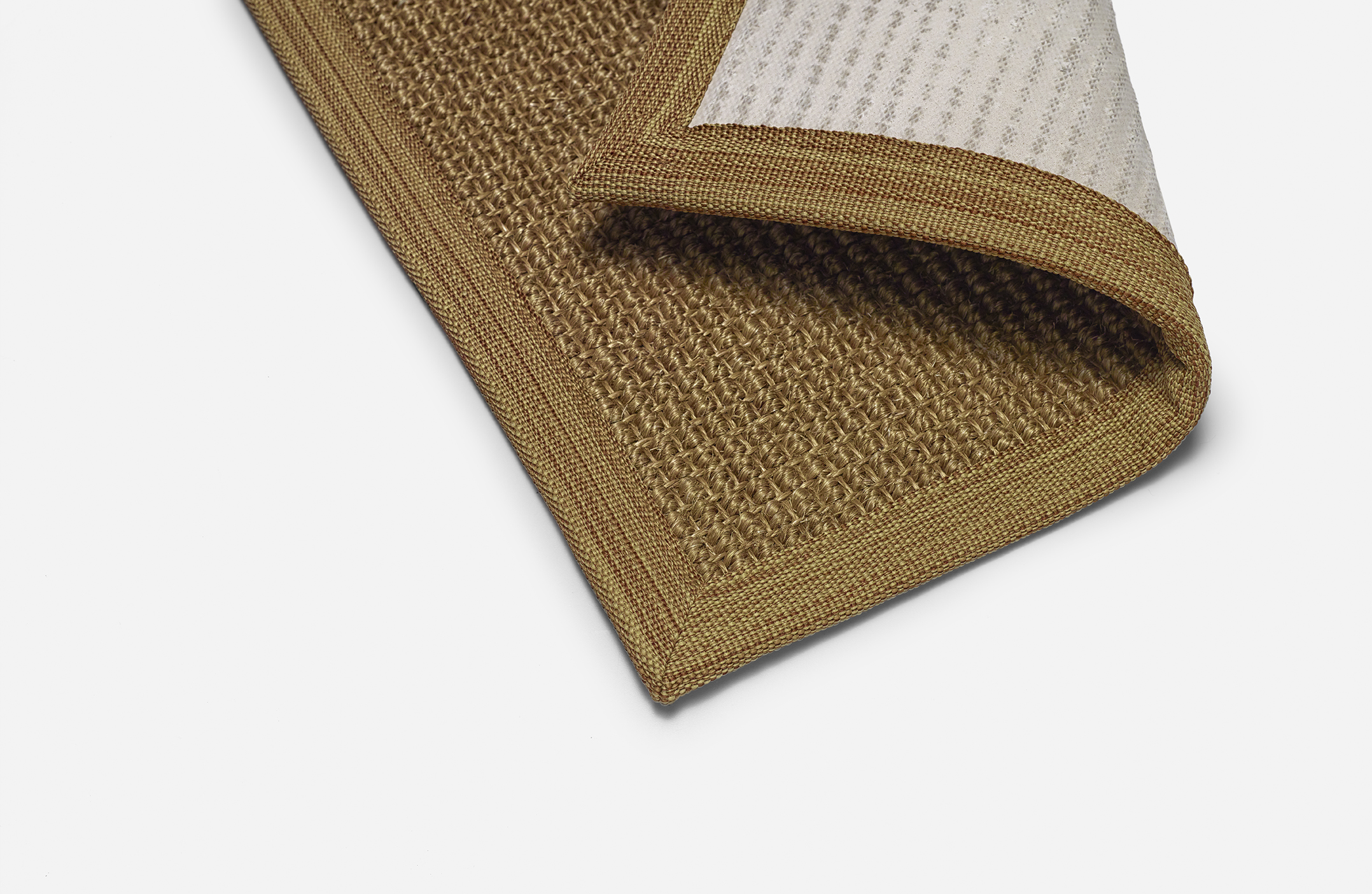 Bay  Sisal Terracotte 2247 with Bay 006