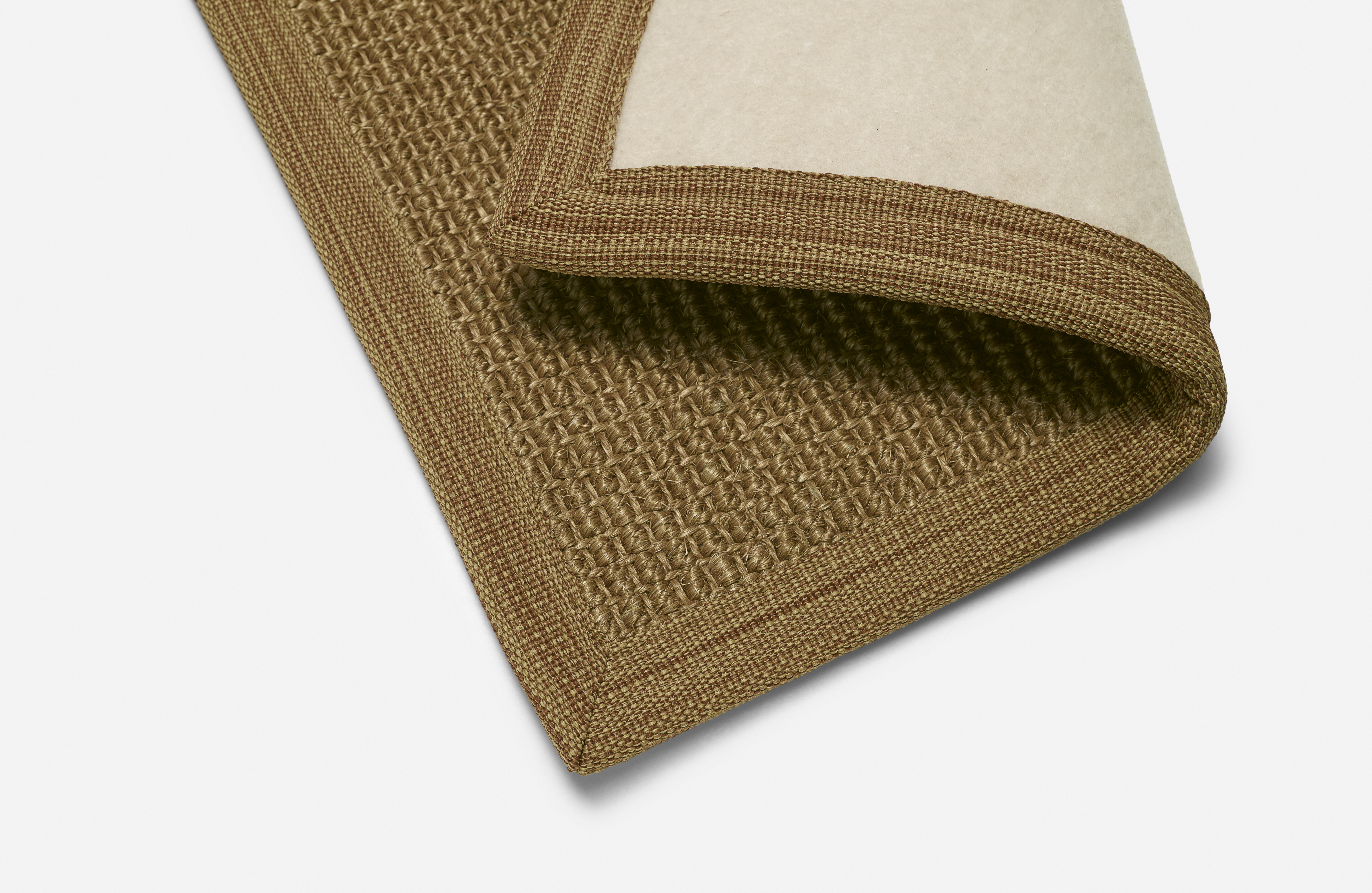 Bay  Sisal Terracotte 2247 with Bay 006 and FX